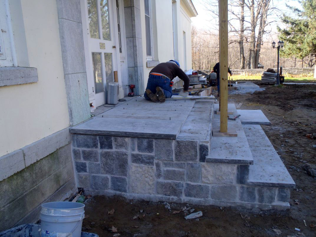 Stonework-LeRay-Mansion