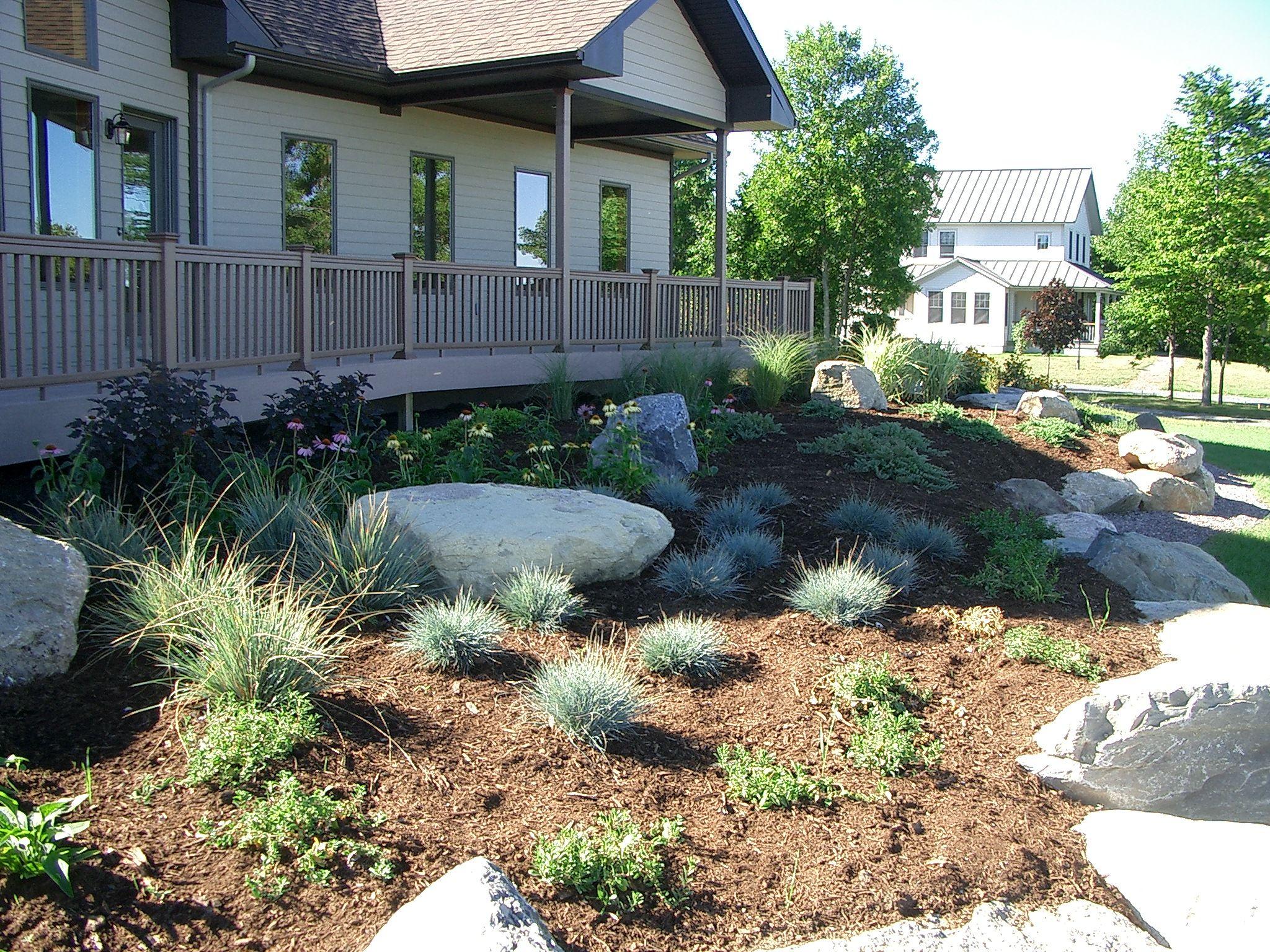 Design build landscaping for Landscape design build